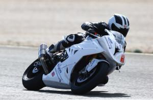 William Dunlop, BMW Test Almeria March 2015