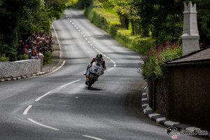 Bruce Anstey a Bottom of Barregarrow (Foto: Denis Pian)